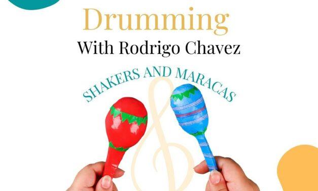 Latin Hand Drumming: Shakers and Maracas