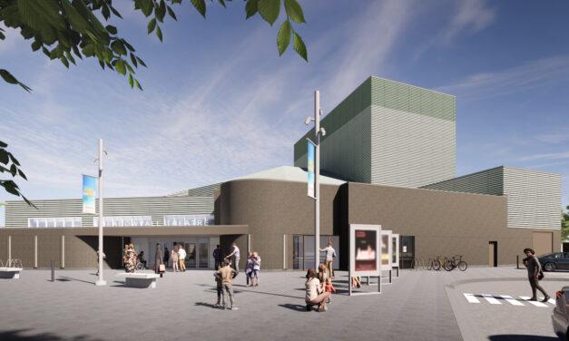 Meadowvale Theatre Renovation