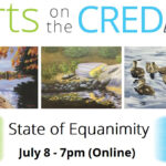 WATCH NOW: A Guided Tour of Arts on the Credit: State of Equanimity