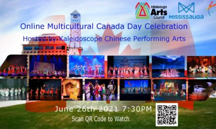 WATCH NOW: Virtual Canada Day Celebration