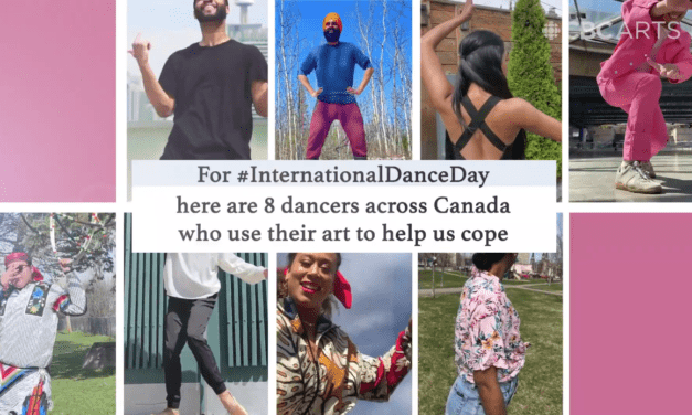 CBC Arts: Watch as 8 incredible Canadian dancers spread good vibes for International Dance Day