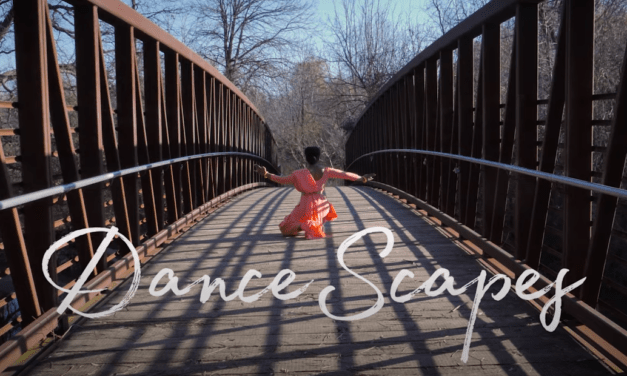DanceScapes: Sadharanya by Atri Nundy