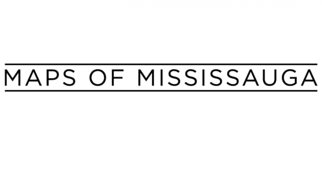 MAPS OF MISSISSAUGA