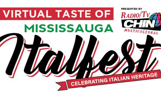 VIVA ITALIA: Mississauga Italfest™ hosts first-ever virtual event during Italian Heritage Month!
