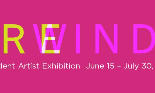 VAM's Creative Residency Exhibition at Riverwood