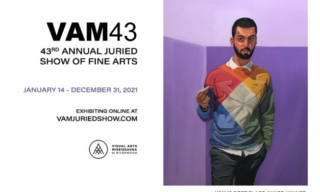 Visual Arts Mississauga Presents: 43rd Annual Juried Show of Fine Arts