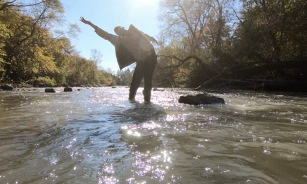 """River"", Presented at DanceWorks Moving Online Film Series"