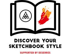 Online Workshop: Inspired by Imaginative Expressions: Discover Your Sketchbook Style
