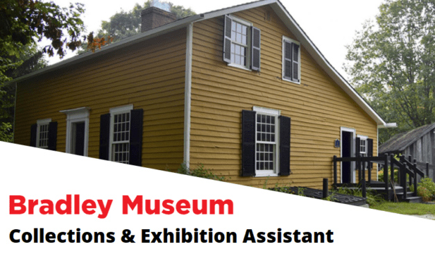 JOB POSTING: Collections & Exhibition Assistant