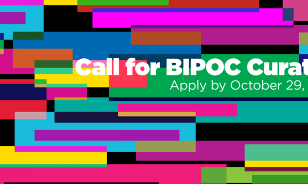 Call for BIPOC Curator(s)