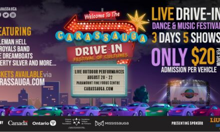 WATCH NOW: Carassauga Drive-in Festival Of Cultures