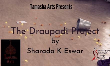 The Draupadi Project by Sharada Eswar