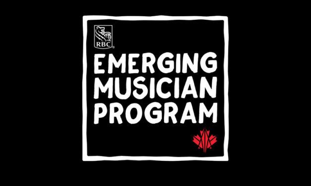 CANADA'S WALK OF FAME RBC EMERGING MUSICIAN PROGRAM   APPLICATIONS OPEN