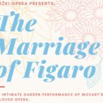 THEATRE THURSDAY FEATURE: Nóżki Opera Presents: The Marriage of Figaro
