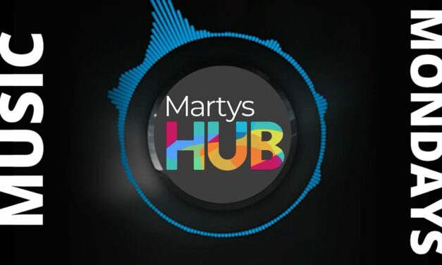 MUSIC MONDAYS FEATURE: Martys HUB Interviews MAYBE MAY