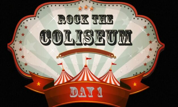 WATCH NOW: Rock The Coliseum 2021 – Virtual Festival [DAY 1]