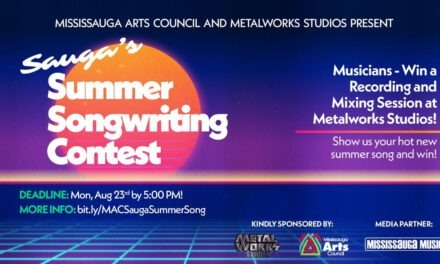 Sauga's First Summer Songwriting Contest