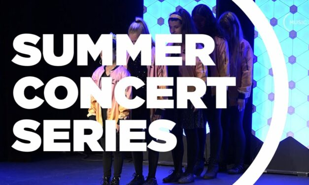 WATCH NOW: Girl Pow-R – Mississauga Summer Concert Series