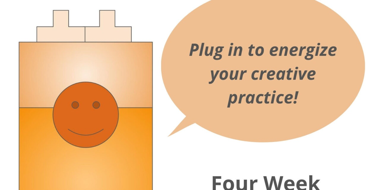 Are you looking to re-energize your creative practice this fall?