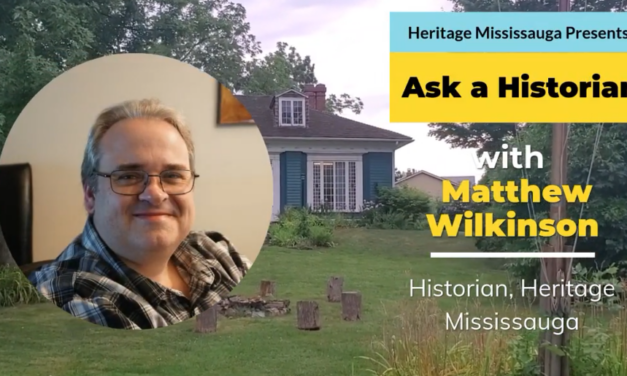 WATCH NOW: Ask A Historian: Curious Buildings, Old Movie Theatres, and the Introduction of Disease by Settlers