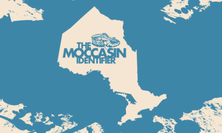 Watch: The Moccasin Identifier Project Launch