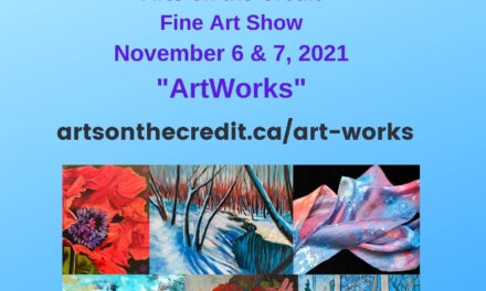 Call for Artists – Arts on the Credit – ArtWorks Show | Apply by September 25