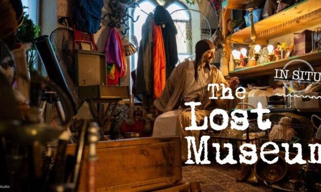 CreativeHub 1352's InSitu Multi-Arts Festival, The Lost Museum, recognized for two prestigious awards!
