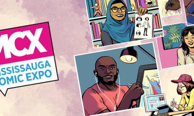 Pow! Comic Artists and Authors Highlight Virtual Comic Expo