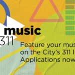 Call for Submissions – Mississauga Culture – Music 311 Program