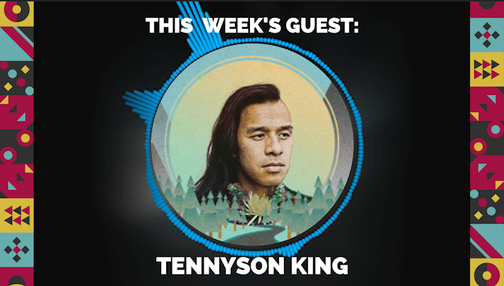 MUSIC MONDAYS FEATURE: Marty Interviews Tennyson King