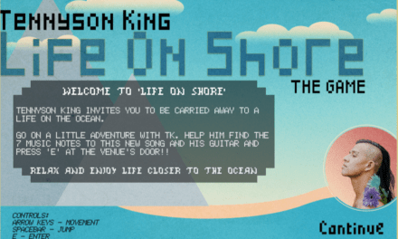 """MUSIC MONDAYS Feature – Play """"Life on Shore"""" the GAME!"""